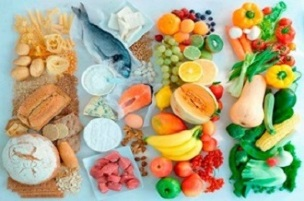 Features of proper diet for weight loss