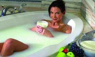 the effectiveness of slimming baths
