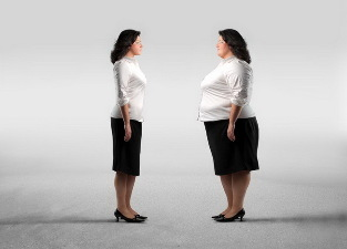Eliminate the causes of excess weight